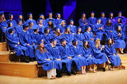 Congratulations to the International School of Paris Class of 2016!