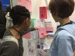 Students reflect on November 13, 2015 – Paris one year on