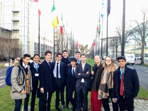 Representing ISP at The Hague: from students to MUN delegates