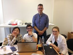 Synergy between Grade 9 work experience and Cortambert projects