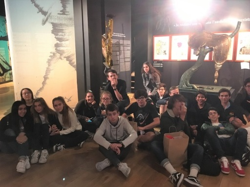 Becoming Dalí: Grade 10 students discover the Spanish artist's most important works